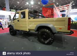 100 Patriot Truck Moscow Region Russia 23rd Aug 2017 A Vepr Next Offroad Pickup