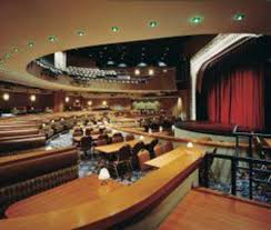 Northern Lights Theatre Seating Chart Northern Lights Theatre At