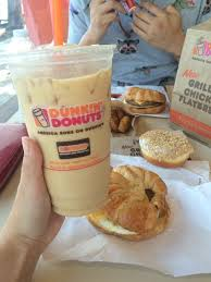 Pumpkin Iced Coffee Dunkin Donuts by Hazelnut Swirl Iced Coffee With Sausage And Egg Breakfast Meal Yelp