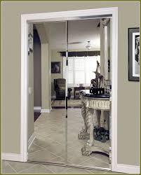 Lowes Door Mirror Remodel Ideas Mirror Bifold Closet Doors Lowes