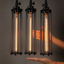 vintage country retro pendant lights steam industrial style