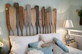 Decorative Oars And Paddles by Best Upcycled Furniture Ideas