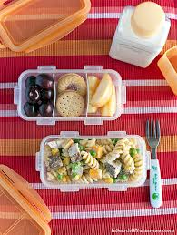 Chicken Pasta Salad Is An Easy Back To School Lunch Idea