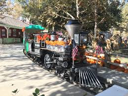Irvine Ranch Railroad Pumpkin Patch by Bebeandmommyblog