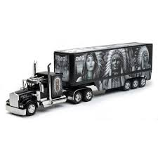 Diecast Semi Truck Native Semi - Eagle Leather - Lakewood Custom Diecast Semi Trucks That Aint My Truck Accsories Tonka Die Cast Big Rigs Long Haul Semitruck Toyworld Cheap Find Deals On Line At Amazoncom Peterbilt With Flatbed Trailer And 2 Farm Tractors Mega Hauler Carrier Monster Boys Toy Replica Of Ankrum Trucking 379 Dcp 30662 A Welly 132 Kenworth W900 Tractor Model Wsi Tim Kuijl Mack F700 012226 Diecast Scale Truck Model Truckmo World Tech Toys Diehard 148 Rc 8123010761 Ebay Diecast Winross Wner Semi Truck Trailer Toy Trucker Newray Ca Inc Dmb Models Specialist Suppliers 150 Scale