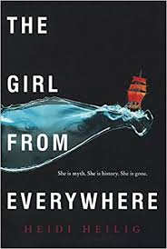 Girl From Everywhere Turtleback School Library Binding Edition Bound For Schools Libraries Ed