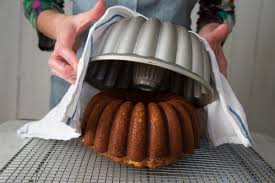 Pumpkin Shaped Cake Bundt Pan by How To Prevent Bundt Cakes From Sticking Flourish King Arthur