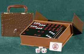 Pai Gow Tiles Set by Game Table Accessories