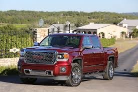 GMC Sierra Denali: High-Class Truck'n - New On Wheels - - GrooveCar