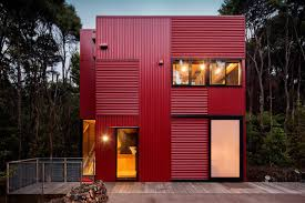 100 German House Design NZ Architects Red House Wins Prestigious Award 2018
