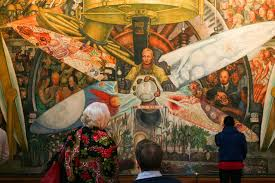 man controller of the universe diego rivera mural at 30