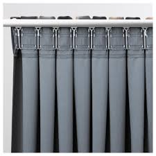 Blackout Curtain Liners Ikea by Praktlilja Blackout Curtains 1 Pair Ikea