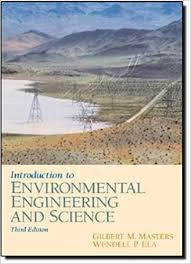 Introduction To Environmental Engineering And Science 3rd Edition
