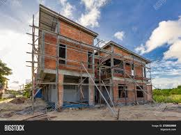 100 Thailand House Designs Two Storey S Image Photo Free Trial Bigstock