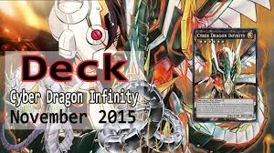 Best Cyber Dragon Deck Profile by New Cyber Dragon Infinity Noviembre Otk Deck Profile 2015 Duels