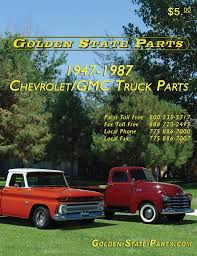 100 Chevy Truck Parts Catalog Free 194787 GMC Truck