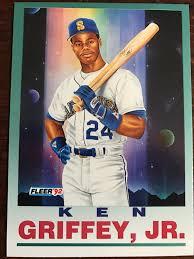 1990 Upper Deck Ken Griffey Jr by Nostalgia Night U2013 Baseball U2013 Dub Mentality