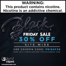 November Madness - 30% Off EVERYTHING During Giant Vapes ... Giant Vapes On Twitter Save 20 Alloy Blends And Gvfam Hash Tags Deskgram Vape Vape Coupon Codes Ocvapors Instagram Photos Videos Vapes Coupon Code Black Friday Deals Vespa Scooters Net Memorial Day Sale Off Sitewide Fs 25 Infamous For The Month Wny Smokey Snuff Coupons Giantvapes Profile Picdeer Best Electronic Cigarette Vaping Mods Tanks