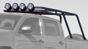 100 Tundra Truck Accessories Body Armor 4x4 Cab Basket For SportRack For 0515 Toyota Tacoma