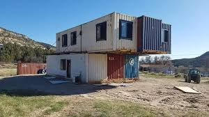 104 Building House Out Of Shipping Containers Utah Couple Builds Kutv