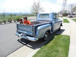 1955 Chevrolet Other - Chevy Trucks For Sale - Arvada, Colorado ...