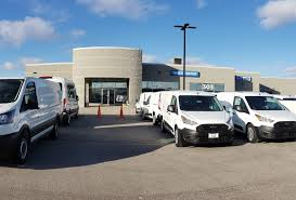 100 Commercial Truck And Van New Used Ford Dealership In Bensenville IL Roesch Ford
