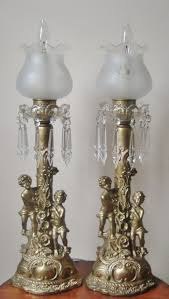 Brass Candlestick Buffet Lamps by 564 Best Lightning Table U0026 Floor Lamps Images On Pinterest