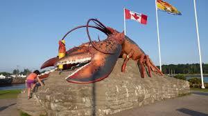 Decorative Lobster Trap Uk by Joe U0026 Wilma U0027s Excellent Adventures Arriving Shediac Nb 8 19 2015