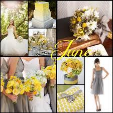 Incredible June Wedding Colors