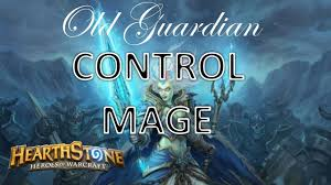 control mage the grindy way to play hearthstone frozen throne