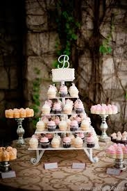 Park Tavern Wedding By CarolynA Events Cupcakes DisplayWedding