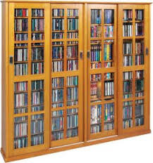 CD DVD Storage Furniture