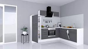respekta winkelküche küchenzeile küche l form einbauküche