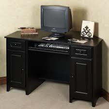 Ikea Corner Desks For Home by Small Corner Desk Ikea Triangle White Finish Wooden Corner Desk
