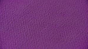 Extreme Close Up Of Yoga Mat Texture And Female Hand Leaning On It Stock Footage Video 9969191