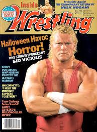 Halloween Havoc 1999 Card by Halloween Havoc Horror U201d Inside Wrestling Wcw Worldwide