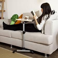 sobuy pflegetisch betttisch laptoptisch beistelltisch