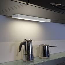 led unterbauleuchte für die küche und werkbänken mit 34 cm länge