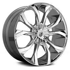 100 Black And Chrome Rims For Trucks 17 Lexani Lust Wheel SET LUST RIMS Lexani 17x75 For