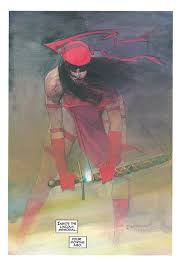 One Of The Four Great Graphic Novels 1980s Is Elektra Assassin A Super Dark Story About Daredevils Girlfriend Created By Frank Miller And