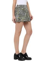 miway multicolor printed polyester shorts miwayfashion