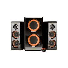 Floor Jack Walmart Canada by Arion 2 1 Soundstage Speakers With Dual Subwoofers Ar506 Bk
