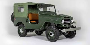 History Of The Toyota FJ Series – The FJ Company Blog