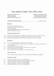Resume Format For Lecturer Parts Manager Beautiful Computer Science Inspirational Sample Puter Resu Full Size