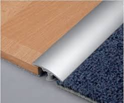 threshold transition strips for laminate tile carpet wood vinyl