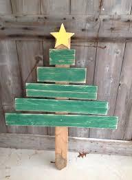 Wood Pallet Christmas Tree Ideas