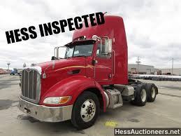 100 Used Day Cab Trucks For Sale USED 2008 PETERBILT 384 TANDEM AXLE DAYCAB FOR SALE IN PA 21863