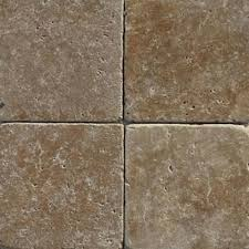 Natural Stone Tile Flooring Walnut Tumbled Floor Patterns