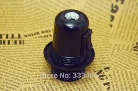ul bakelite l holder retro bulb l socket vintage