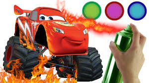 Baby Learning Colors Disney/Pixar Cars Lightning McQueen Mack ... Disney Cars Gifts Scary Lightning Mcqueen And Kristoff Scared By Mater Toys Disneypixar Rs500 12 Diecast Lightning Police Car Monster Truck Pictures Venom And Mcqueen Video For Kids Youtube W Spiderman Angry Birds Gear Up N Go Mcqueen Cars 2 Buildable Toy Pixars Deluxe Ridemakerz Customization Kit 100 Trucks Videos On Jam Sandbox Wiki Fandom Powered Wikia 155 Custom World Grand Prix